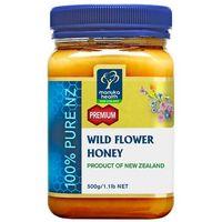Miód z dzikich kwiatów 500g