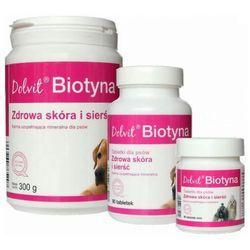 dolvit biotyna zdrowa skóra i sierść tabletki dla psów op.90tabl.-1kg, marki Dolfos