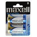 2 x bateria alkaliczna Maxell Alkaline LR20/D, M35