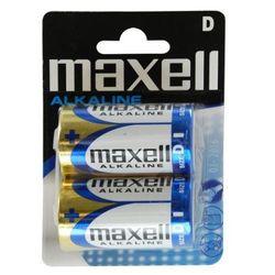 2 x bateria alkaliczna  alkaline lr20/d wyprodukowany przez Maxell