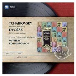 Tchaikovsky: Manfred Symphony & Dvorak: Scherzo - London Philharmonic Orchestra, Mstislav Rostropovich (muzyka