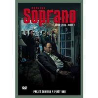 Rodzina soprano, sezon 6. część 1 (4 dvd) marki Galapagos films