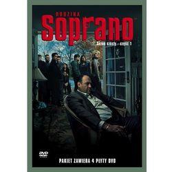 Rodzina soprano, sezon 6. część 1 (4 dvd), marki Galapagos films