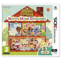 Nintendo 3DS Animal Crossing: Happy Home Designer +karta