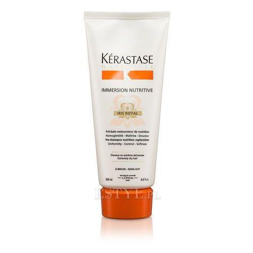 Immersion Nutritive - kuracja odżywcza do włosów 200ml, produkt marki Kerastase
