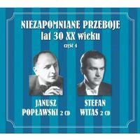 Janusz Popławski, Stefan Witas - Niezapomniane przeboje lat 30 XX vol.4