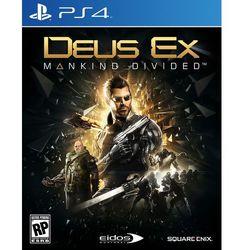 Deus Ex Rozłam Ludzkości z kategorii [gry PS4]