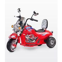 Caretero Pojazd na akumulator toyz rebel czerwony (5902021523771)
