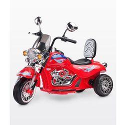 Caretero Pojazd na akumulator toyz rebel czerwony + darmowy transport!