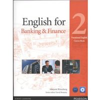 English For Banking And Finance 2 Vocational English Course Book With Cd-Rom (80 str.)