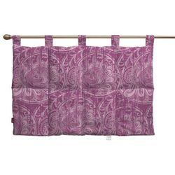 Dekoria  wezgłowie na szelkach, ciemny pudrowy róż, 90 x 67 cm, mirella