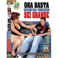 DVD FILM, ORA BASTA GIOCARE CON I VIDEOGIOCHI SEI GRANDE