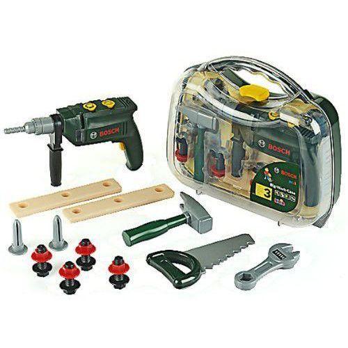 Klein 8416 Walizka z narzędziami i wiertarka Bosch ze sklepu PEWEX