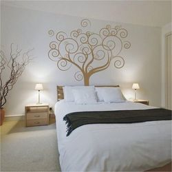 Deco-strefa – dekoracje w dobrym stylu Drzewo 782 szablon malarski