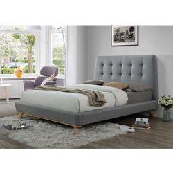Łóżko Dona 160 Szary