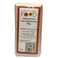 Mąka gryczana biała bezglutenowa (polska) 400 g  marki Denver food