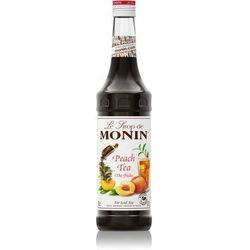 Monin Syrop  herbata brzoskwiniowa - peach tea 700ml