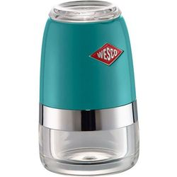 Wesco Młynek do przypraw, soli i pieprzu turkusowy crushgrind (322775-54)
