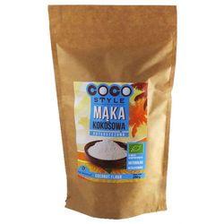 Mąka kokosowa bezglutenowa 250g bio eko, marki Pięć przemian