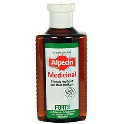 Alpecin Medicinal Forte Intensive Scalp And Hair Tonic 200ml U Tonik do włosów