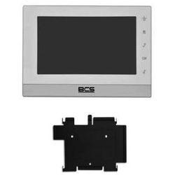 Monitor wideodomofonowy dla systemu 2-przewodowego BCS-MON7200W-2W