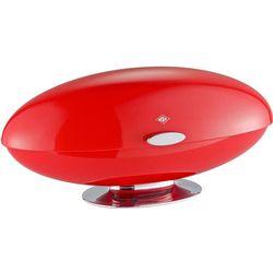 Eliptyczny chlebak czerwony Space Master Wesco (221201-02)