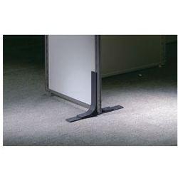 Noga metalowa,do ścianki działowej z izolacją dźwiękową