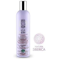 Balsam do włosów suchych ochrona i odżywienie 400 ml marki Natura siberica