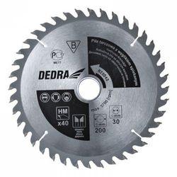 Tarcza do cięcia DEDRA H16036 160 x 20 mm do drewna z kategorii Tarcze do cięcia