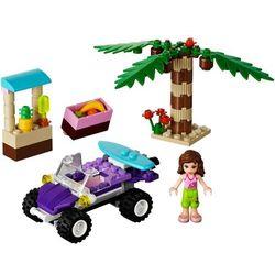 Friends SAMOCHÓD TERENOWY OLIVII 41010 marki Lego