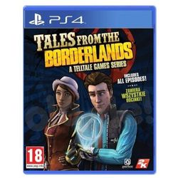 Gra Tales from the Borderlands z kategorii: gry PS4