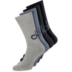 Calvin Klein Underwear 4 PACK Skarpety denim heather/stonewash heather/blue oxford, kup u jednego z partnerów