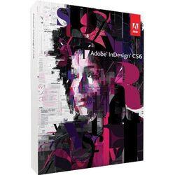 Adobe InDesign CS6 PL Win/Mac - CLP1 dla instytucji EDU - sprawdź w wybranym sklepie