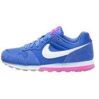 Nike Sportswear MD RUNNER 2 Tenisówki i Trampki comet blue/white/fire pink/khaki