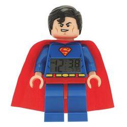 9005701 Budzik LEGO Super Heroes Superman, 9005701