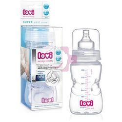 Butelka CANPOL 21/571 Lovi samosterylizująca 250 ml z kategorii butelki dla dzieci
