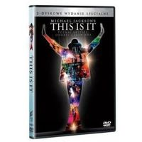 Imperial cinepix Michael jackson's. this is it (2dvd - czarne) (dvd) - kenny ortega