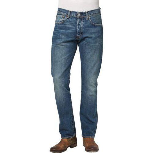 Levi's® 501 THE ORIGINAL STRAIGHT Jeansy Straight leg button fly, marki Levis® do zakupu w Zalando.pl