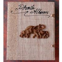 Duży Album foto na zdjęcia ze słoniami 4