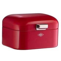 Wesco - pojemnik na pieczywo mini grandy - czerwony, 235001-02