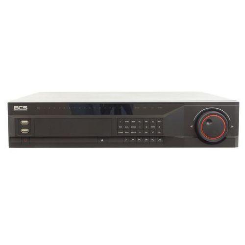 BCS-NVR16085M Rejestrator sieciowy do 16 kamer IP do 8 kl/s@5MPx, 15 kl./s@3 Mpx, 25 kl/s@1080p, 25 kl/s@1.3Mpx, 25 kl/s@720p, 25 kl/s@D1. Max. Bitrate 160/160 MBits. Obsługa VGA, HDMI, USB2.0, 8 dysków SATA i 4 dysków eSATA, kup u jednego z partnerów