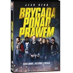 Brygada ponad prawem (DVD) - produkt z kategorii- Filmy przygodowe