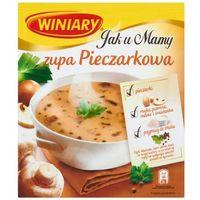 WINIARY 45g JAK U MAMY Zupa pieczarkowa | DARMOWA DOSTAWA OD 150 ZŁ!