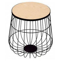 Okrągły stolik kawowy filo marki Producent: elior
