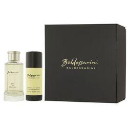Hugo Boss Baldessarini, Zestaw podarunkowy, woda kolońska 75ml + dezodorant w sztyfcie 40ml