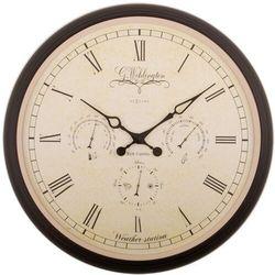 Zegar stacja pogodowa wehlington 45 cm marki Nextime