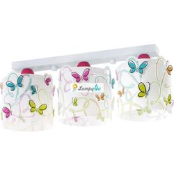 Klik 62141 Lampa stołowa dziecięca BUTTERFLY E14/40W - sprawdź w wybranym sklepie