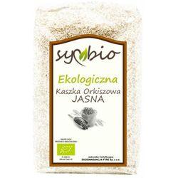 Kasza kaszka orkiszowa jasna 400g bio eko - , marki Symbio