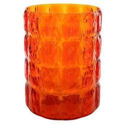 Kartell Wazon matelasse pomarańczowy