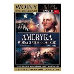 Imperial cinepix Ameryka - wojna o niepodległość 1775 - 1783 (dvd) -